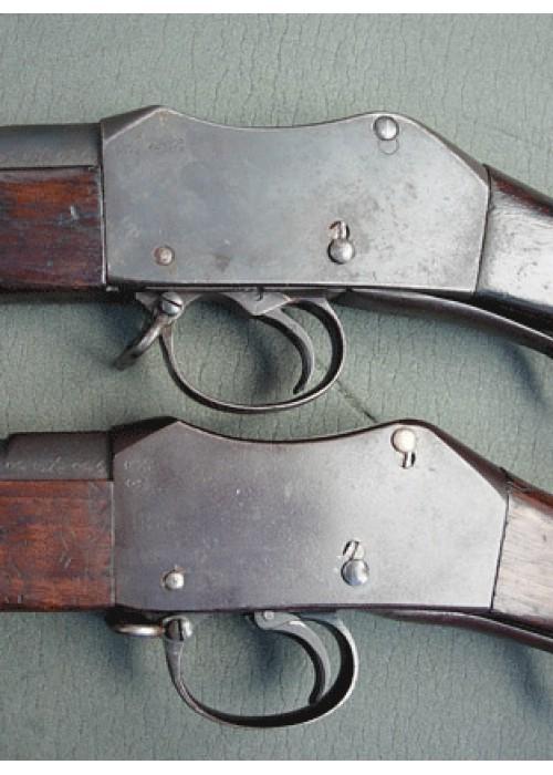 Martini Henry Rifle Mk1-Mk II Upgrade