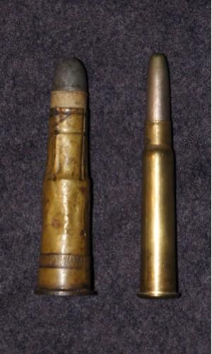 Cartridge Ball .303 MkII