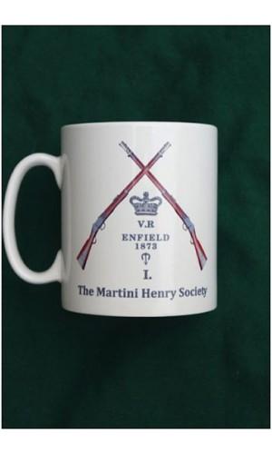Martini Henry Society Mug