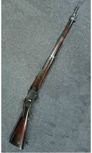 Martini Enfield Rifle MkII